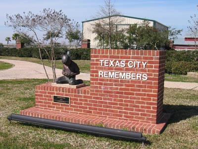 Texas City Disaster Memorials